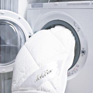 Lectus air tvättmaskin blå NY LOGO