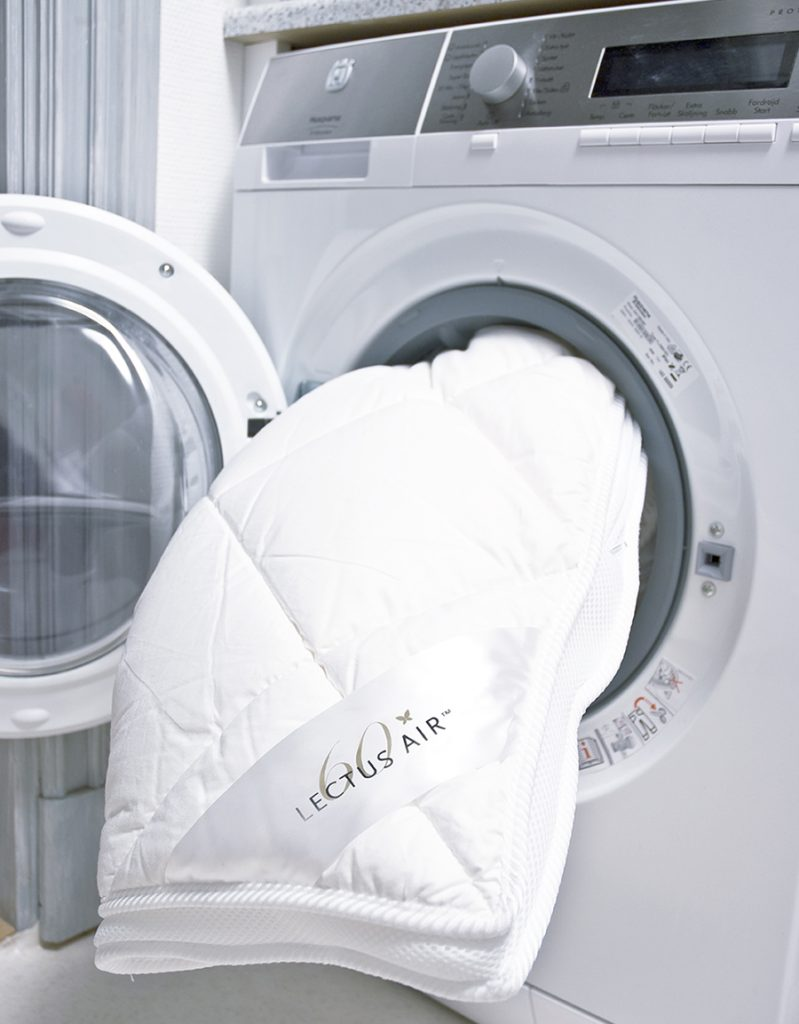 Air bäddmadrass tvättbar