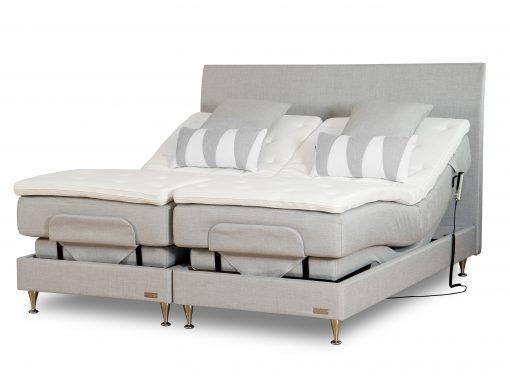 Lectus Moon ställbar säng