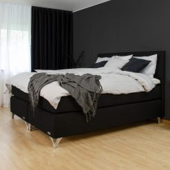 Kontinentalsäng LECTUS SELECT™, svart