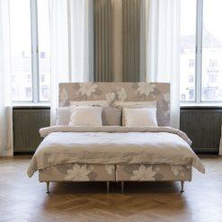 Ramsäng LECTUS CURVE™, designklädsel Bouquet
