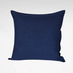 Kuddfodral Lina, mörkblå